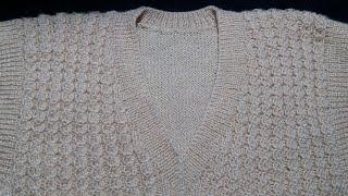 Readymade Style Pullover V Neck ( बाज़ारी टाइप
