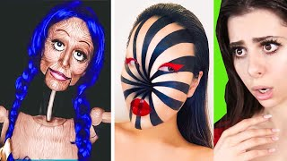 These Makeup Artists are on ANOTHER LEVEL !