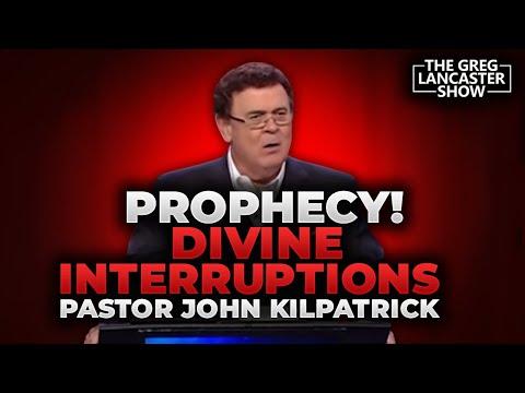 PROPHECY! DIVINE INTERRUPTIONS IN 2018 - Pastor John Kilpatrick II VFNtv II