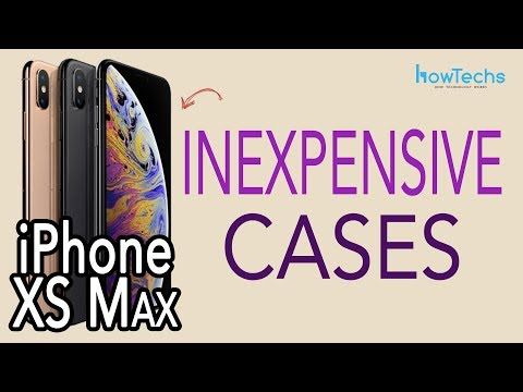iPhone XS Max Cases already on the Market | Howtechs