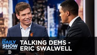 Talking Dems - Eric Swalwell Audience Q&A   The Daily Show