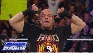 Ricardo Rodriguez and Rob Van Dam interrupt Alberto Del Rio: SmackDown, Aug. 23, 2013