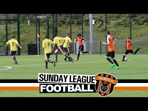 Sunday League Football - THE FIRST OF MANY?