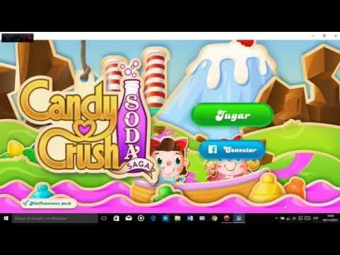 Candy Crush Soda Saga Hack - Windows 10