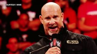 Aftermath: Strowman continues rampage, Goldberg headed to Hall of Fame