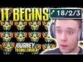 IT'S TIME TO GET CHALLENGER!!!!!!!!!!!! - Journey To Challenger | League of Legends