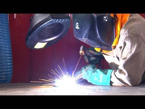 Welding Safety Video 2010 - Understanding Welding Hazards Safetycare - Arc flash covered