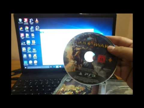 What Happens When You insert PS3 Disc into Your PC || foreign disc into ps3 ps4