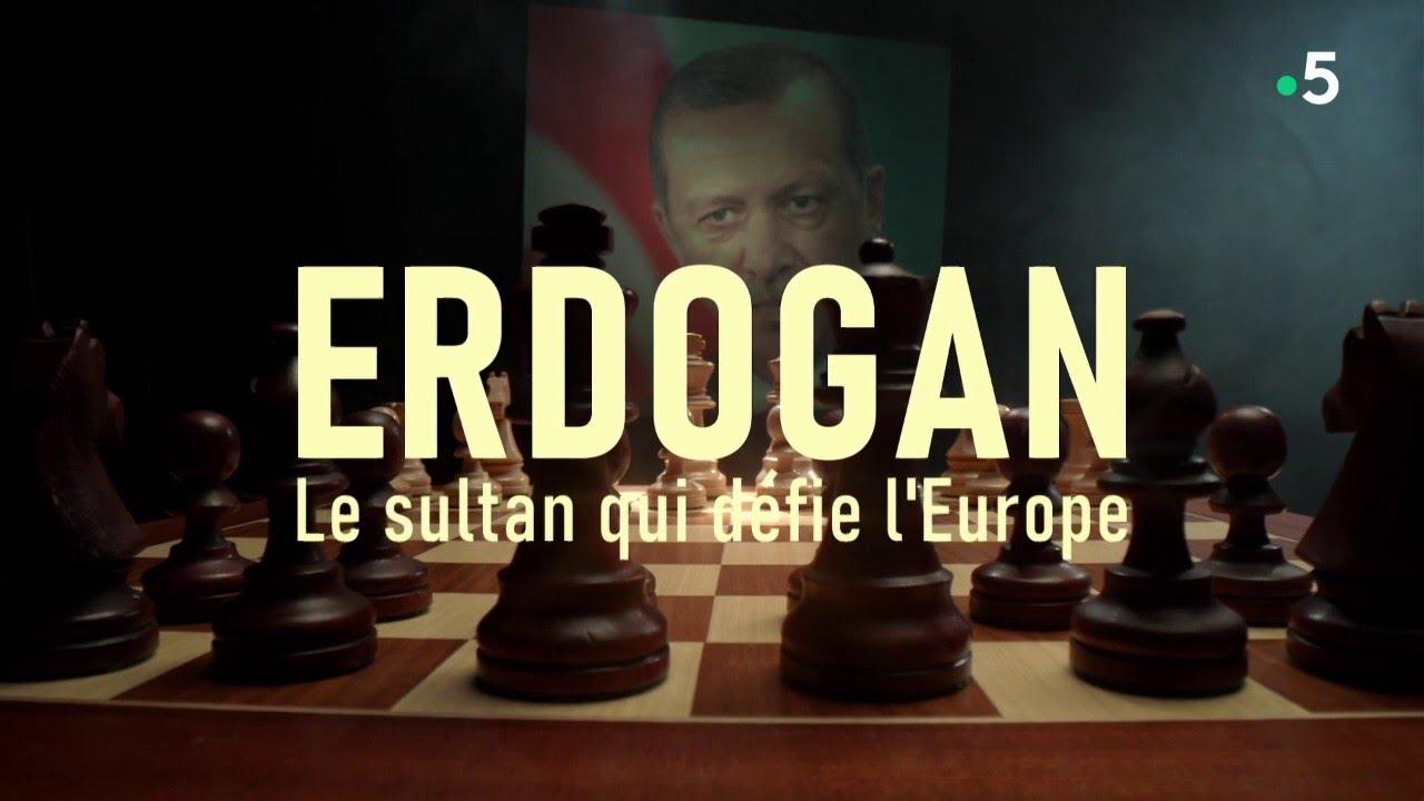 Soirée spéciale : Erdogan : le sultan qui défie l'Europe #cdanslair 23.03.2021