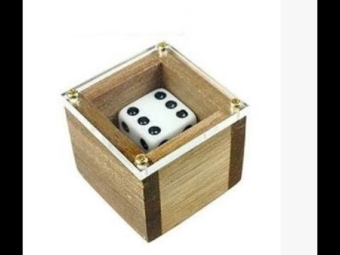 BADLANDS BOB DICE BOX