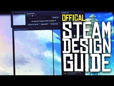 Official Steam.Design Guide!
