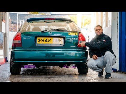 506 BHP 1.6L Turbo Civic *SLEEPER*