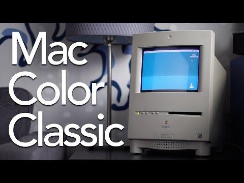 Retro Tech: Macintosh Color Classic