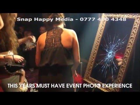 Magic Mirror Selfie Booth