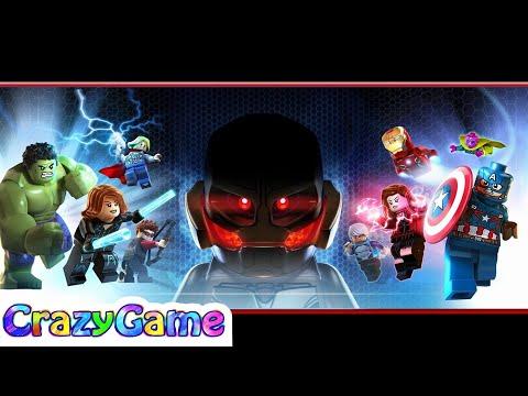 #LEGO Marvel's Avengers Full Game Free Play - Best Game for Children & Kids