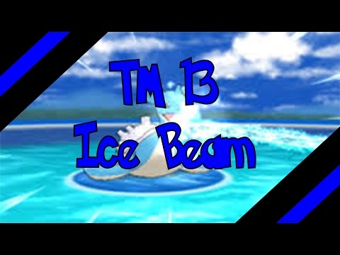 How To Get TM 13 - Ice Beam In Omega Ruby and Alpha Sapphire (Oras)