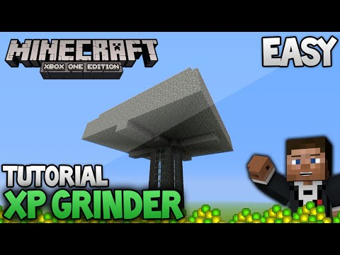 Minecraft Mob Spawner/XP Grinder - Easy Tutorial(Xbox 360 /Ps3/Xbox one/Ps4)