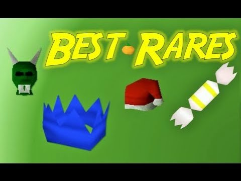 Top 7 Most Expensive Rare Items In Runescape