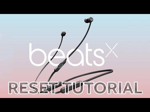 How to Reset Beats X Beatsx Wireless Earbuds JoesGE