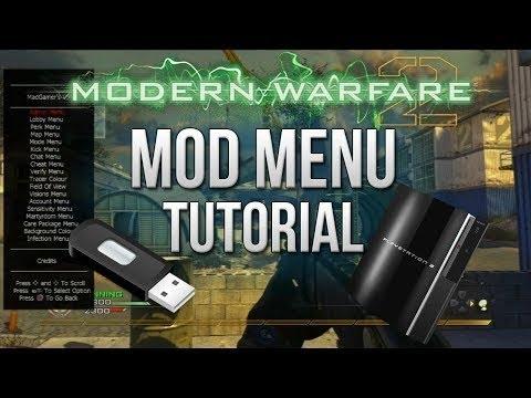 Mod menu mw2 hack / usb xbox how to hack mw2 xbox 360 with usb.