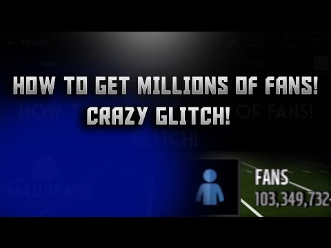 How To Get MILLIONS of Madden Mobile Fans!