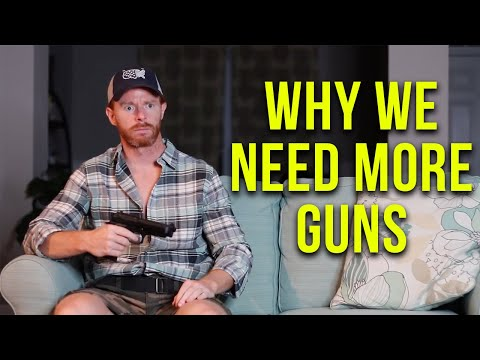 Gun Control - Ultra Spiritual Life episode 61