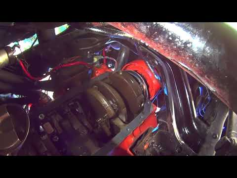 Replacing the Oil Pan Gaskets with the engine in the truck/ 1986 Chevy K10 part 1