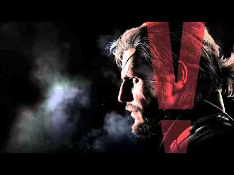 Metal Gear Solid V - T.P.P. | Midge Ure - The Man Who Sold The World
