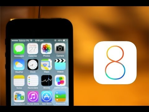 How to get iOS 8 for iPhone 4 [TUTORIAL]