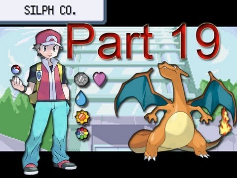 Pokemon Fire Red - Sixth Badge Part 19