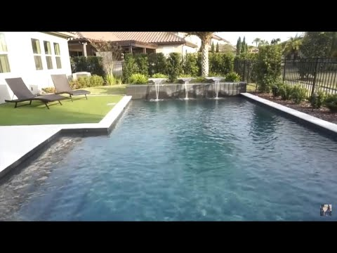 New House Tour With Pool   House Hunting Series