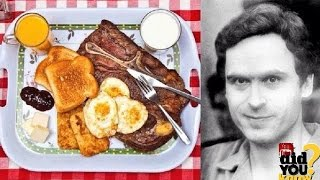 The Last Meals Of Famous Death Row Prisoners