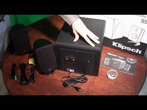 Klipsch ProMedia 2.1 Speakers Setup & Speaker Placement