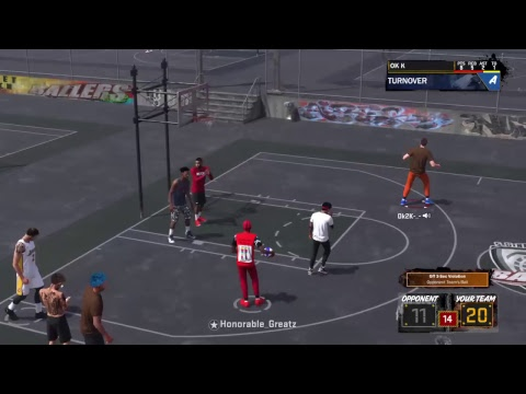 Streaking on the 2s court best center ever 2k18