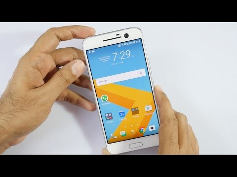 HTC 10 Smartphone First Looks & Overview