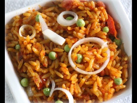 HOW TO MAKE PARTY JOLLOF RICE