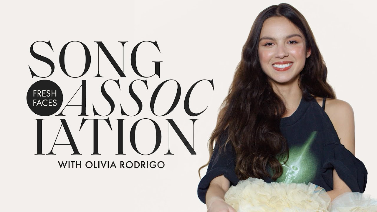 """Olivia Rodrigo Sings Taylor Swift, No Doubt & """"drivers license"""" in a Game of Song Association 