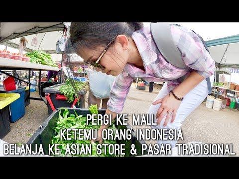VLOG KE TOKO, PASAR TRADISIONAL & MALL | JUMPA ORANG INDONESIA | ADA JUAL