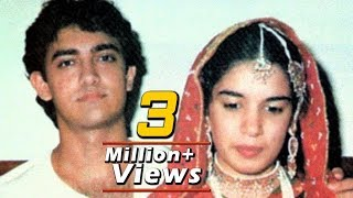 Biggest Bollywood Break Ups - Aamir Khan and Reena Dutta