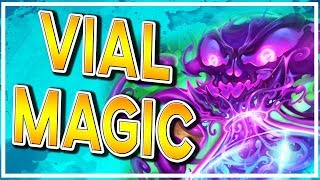 Hearthstone: Want To See Vial Magic?