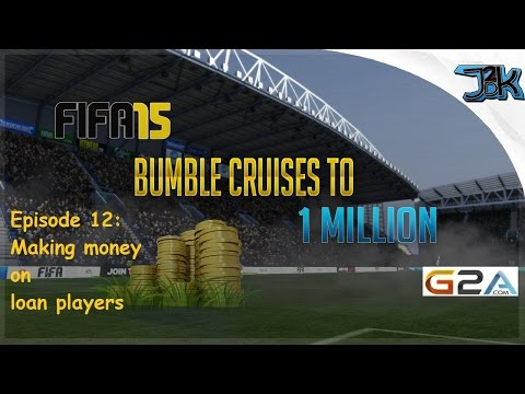 FIFA 15 | Episode 12 making money on loan players | by J2DK Bumble | Ultimate Team Trading Tips