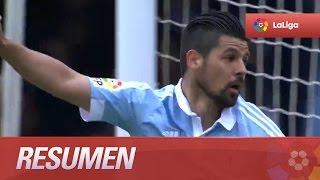 Resumen de Celta de Vigo (1-0) Málaga CF