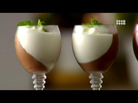 Drak And White Chocolate Mousse - Tea time