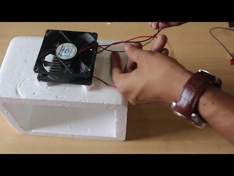 How to make Evapolar Air Condition for Lifetime - (Permanent  Evapolar  air condition)