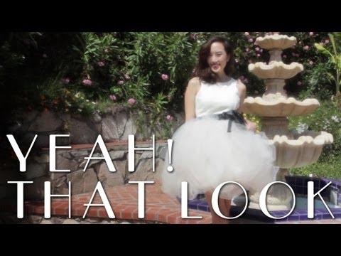 DIY Poofy Tutu Dress Tutorial
