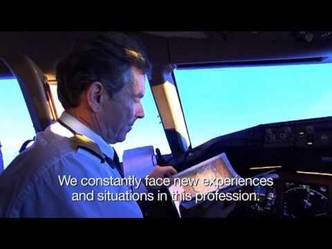Air France - Profession: Flight Captain
