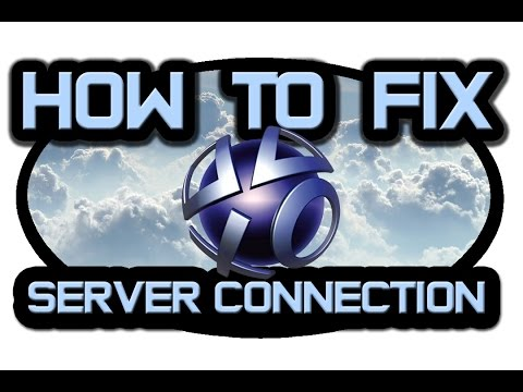 How To Sign Into PSN When Server Connection Fails on PS4 and PS3