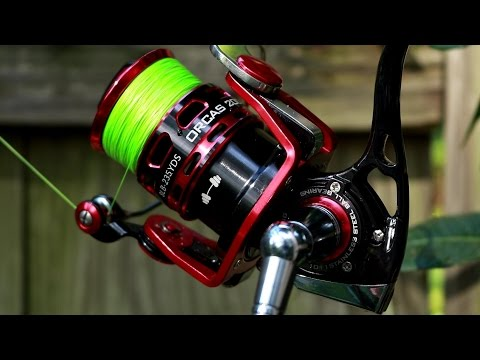 Smoothest Spinning Reel Ever - KastKing Fishing Reel