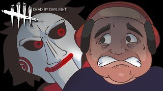"I NEVER ""SAW"" IT COMING! NO? OKAY.. [DEAD BY DAYLIGHT] [NEW DLC]"