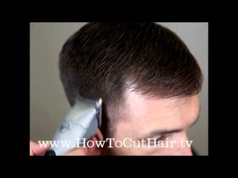 How To Cut A Low Fade - Clipper Cutting Video